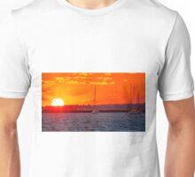 Mid Week Sunset Unisex T-Shirt