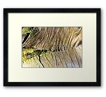 """""""Breaking up is hard to do..."""" Framed Print"""