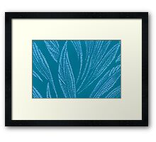 Brush #107 Framed Print
