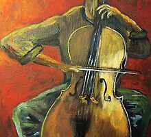 Musician by rebfrost