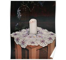 Wedding Candle Poster