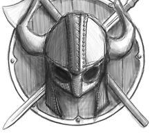 The Viking by CRGArtDesign