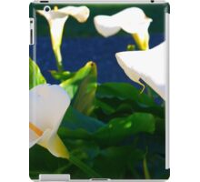 Lily of the Garden, Tasmania iPad Case/Skin