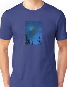 Quarter Moon Unisex T-Shirt