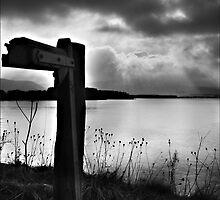 Gladhouse Reservoir by Gordon Christie