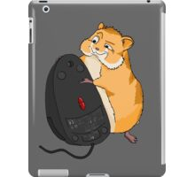 Hamster and a Mouse iPad Case/Skin