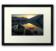 Stairway to the Stars...California Dreamin' Framed Print
