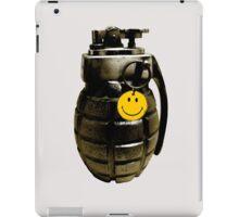 Bad Company Grenade iPad Case/Skin