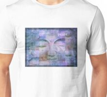 Peaceful Buddha Unisex T-Shirt