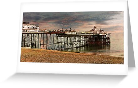 Buy e greeting cards uk - Eastbourne Pier, UK  Greeting Cards & Postcards