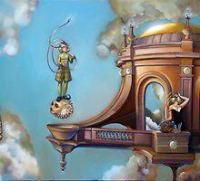 Jugglernautica by Patrick Pierson