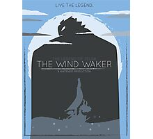 The Wind Waker: Live the Legend Photographic Print