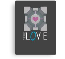 Portal | True Love Canvas Print