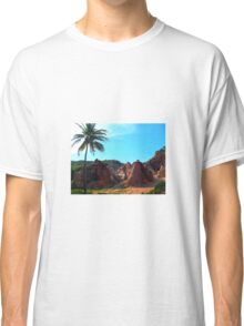 Coconut trees Classic T-Shirt