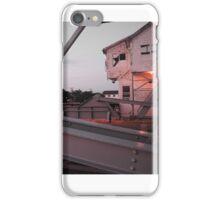 Morning On The Bridge iPhone Case/Skin