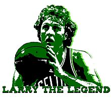 Larry THE LEGEND Photographic Print