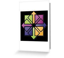 CentOS Greeting Card