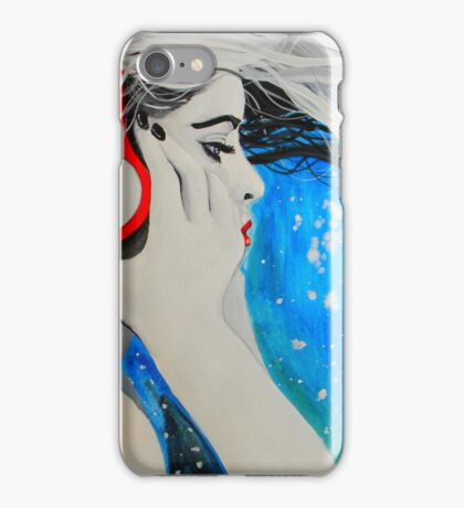 The Sound of Creation  iPhone Case/Skin