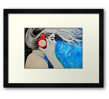 The Sound of Creation  Framed Print