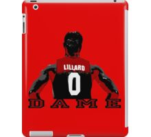 DAME Stencil Design iPad Case/Skin