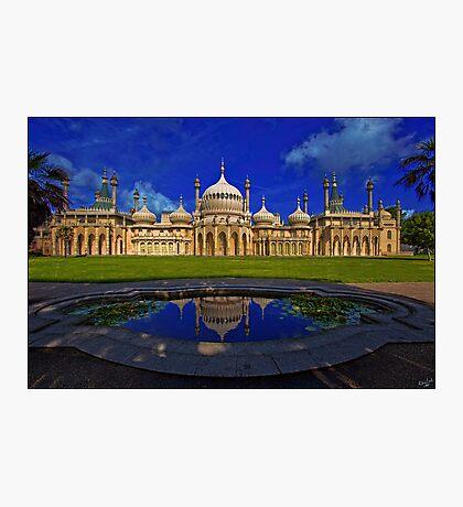 The Royal Pavilion at Sunrise, Brighton, UK Photographic Print