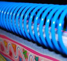 Blue Spine by Gemma Wilson