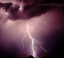 Let there be LIGHT by Janette  Dengo