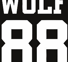 EXO WOLF 88  by nchaos