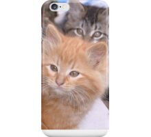 A Tale of Three Kittens iPhone Case/Skin
