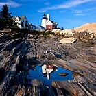 Pemaquid Light by bettywiley