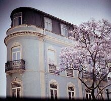 Vintage Lisbon by Marie Carr