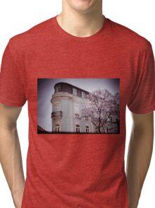 Vintage Lisbon Tri-blend T-Shirt