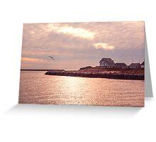 My New England Greeting Card