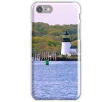 Mystic Greenery iPhone Case/Skin