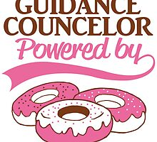 guidance councelor powered by by teeshoppy