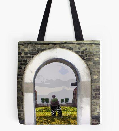 Gunwharf Mash-Up Tote Bag