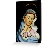 Aunt Adeline's Gift  Greeting Card