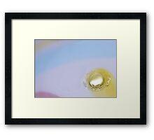Glo-Ball Framed Print