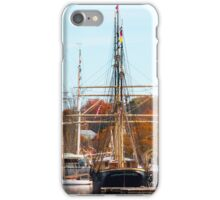 Mystic Seaport Scenery iPhone Case/Skin
