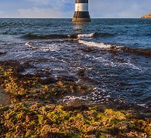 Summer Lighthouse by Ian Mitchell