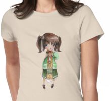 Mori Girl Womens Fitted T-Shirt