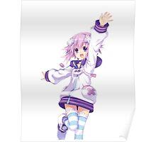 hyperdimension neptunia Neptune Poster