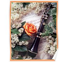 Solo Clarinet Poster