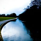 River Itchen by Joshdbaker