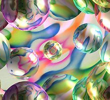 coloring air bubbles by servi53