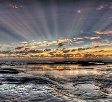 Days first rays by Jason Ruth