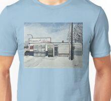 Lave-Auto Du Port on Wellington St. Unisex T-Shirt