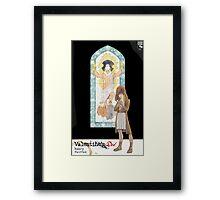 Valentine's Dei Framed Print