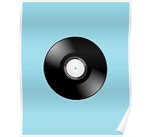 Vinyl Record by Chillee Wilson Poster