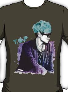 T.O.P Bigbang Art T-Shirt